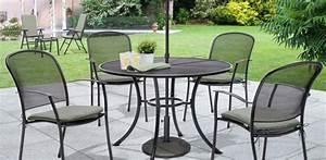 mobilier exterieur designs par kettler pour lete 2015 With katzennetz balkon mit garden place sonnenschirm