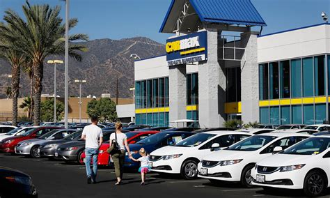 Carmax And Credit  Autos Post