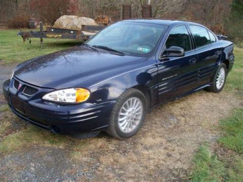 Find Used 2001 Pontiac Grand Am Se V6 Only 94,000 Miles