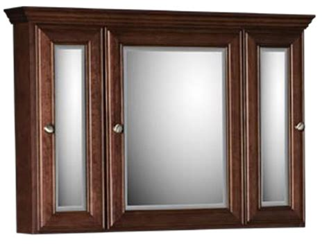 Wood Bathroom Medicine Cabinets With Mirrors