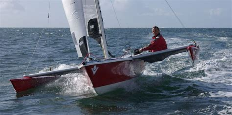 Virus Boats Uk by Trimarans Magnum 18 Virusboats Day Boats