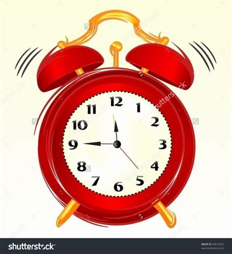 Clipart Clock Clipart Alarm Clock Ringing 101 Clip