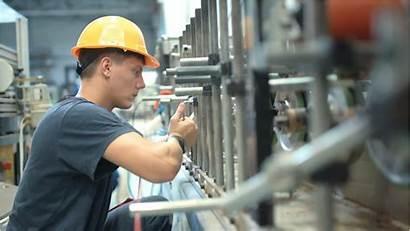 Maintenance Voice Industrial Machinery Mechanics Workers Machinists