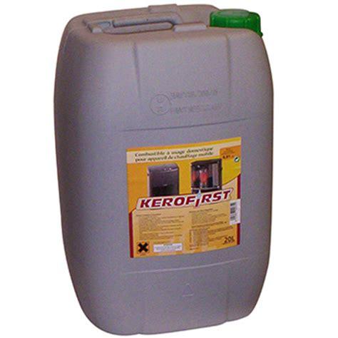 combustible poele petrole 20l tous les produits chauffage et traitement de l air prixing