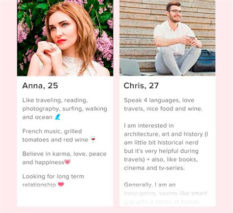 Best Tinder Bio Examples To Help You Make A Perfect Profile