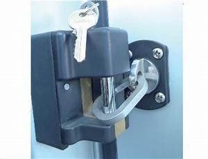 Systeme Fermeture Porte Coulissante : lvf serrure pour porte coulissante manuelle ~ Edinachiropracticcenter.com Idées de Décoration