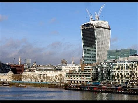 "20 Fenchurch St, London ""The Walkie Talkie Building"" - 720p - YouTube"
