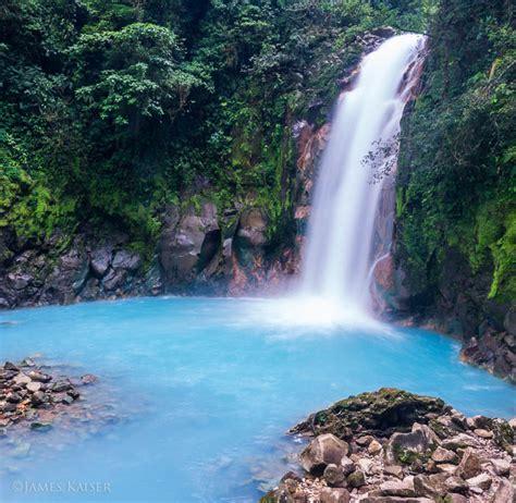 Costa Rica's Best Waterfalls • James Kaiser