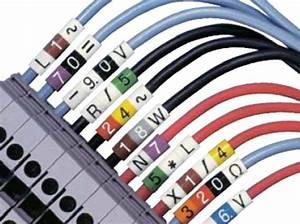 Etiquette Cable Electrique : kabelbeschriftung wo kaufen roboternetz forum ~ Premium-room.com Idées de Décoration