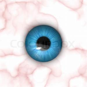 A texture of a blue eye with lots of detail | Stock Photo ...