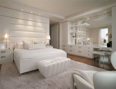 Luxury All White Bedroom Decorating Ideas Amazing