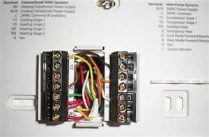 Hunter Heat Pump Thermostat