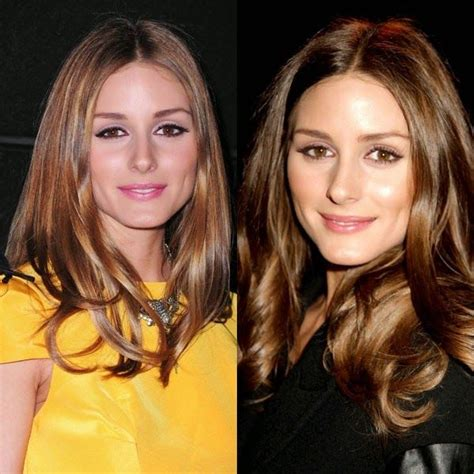 Vs Light Brown Hair palermo light brown vs brown hair color for