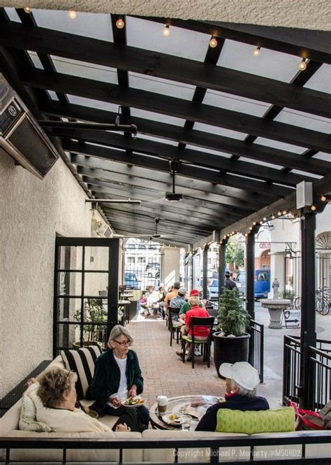 Plus their outdoor seating patio is adorable, and perfect for a gorgeous day. Outdoor seating with misters at Liv Cafe & Bistro Closed and Re Open under Bodega Kitchen & Wine ...