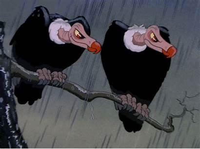 Buzzards Vultures Dwarfs Seven Snow Vr Disney