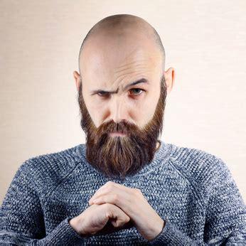 glatze und vollbart einfach attraktiv glatze und bart sollten sich barttr 228 ger eine glatze rasieren
