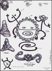 TAINO INDIAN SYMBOLS/GODS by Lpsalsaman.deviantart.com on ...