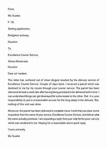 Free 17  Sample Complaint Letter Templates In Google Docs