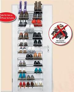 Regal Für Schuhe : t r schuhregal f r 36 paar schuhe regal schuhaufbewahrung h ngeregal t rregal ebay ~ Sanjose-hotels-ca.com Haus und Dekorationen