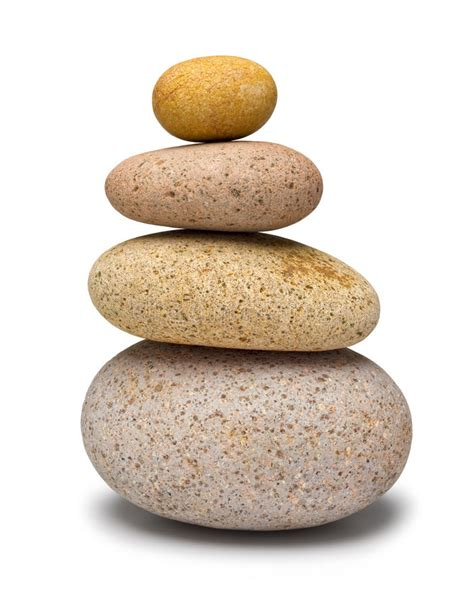 Steine Aufeinander Gestapelt by Four Stack Balancing Stock Photo Image Of Stack