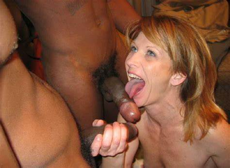 Mother Blowing A Harden Immense Shaft Monster Bbc For Temptress 33
