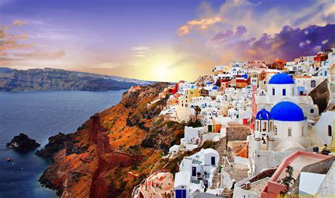 Best 30 Santorini Wallpaper On Hipwallpaper Santorini