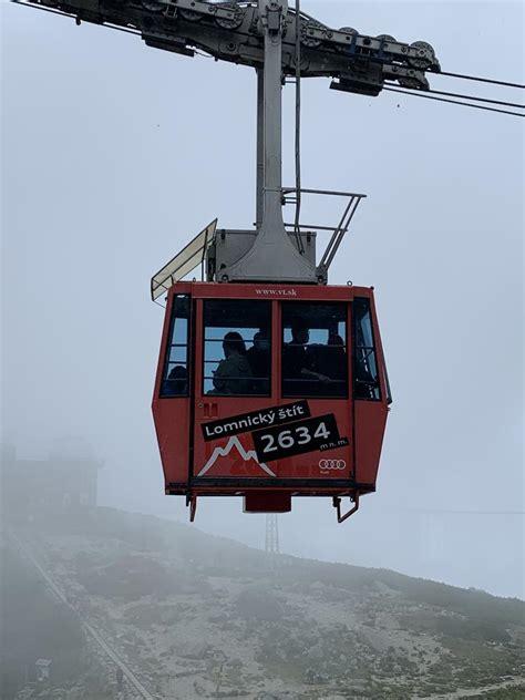 VASARAS GIDS: Tatru 2. augstākā virsotne - Lomnický štít ...