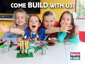 8 BRICKS 4 KIDZ LEGO Workshops Programs Holiday