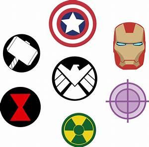 Marvel Avengers Symbols by Captain-Connor on DeviantArt