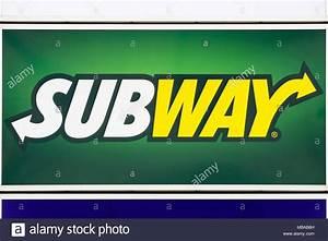 Subway Logo Stock Photos & Subway Logo Stock Images - Alamy
