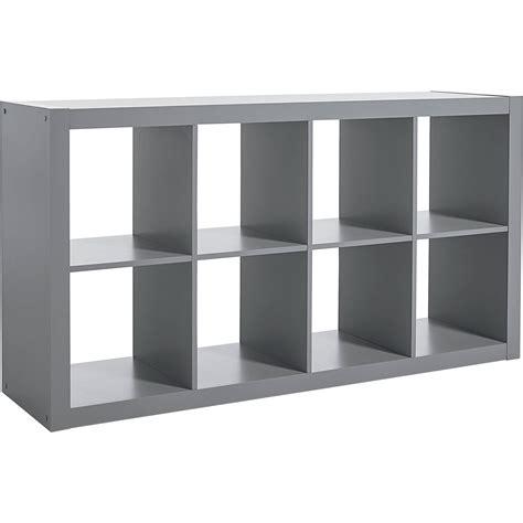 cube shelf organizer better homes and gardens 8 cube organizer colors