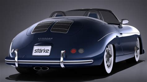 first porsche 356 classic first ever 357 porsche speedster 325 hp pdk