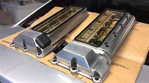 Bmw E38 740i Valve Cover Refinish Diy