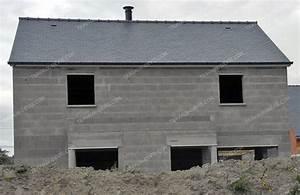 maison brique ou parpaing best barbecue en pierre toutes With maison brique ou parpaing