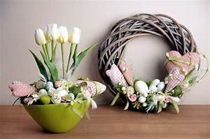 Easter decoration – 20 original ideas for small apartment