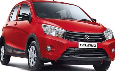 Maruti Suzuki Celerio X Crosshatchback Brochures Leaked