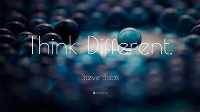 Jobs Steve Think Different Quotes Quote Company