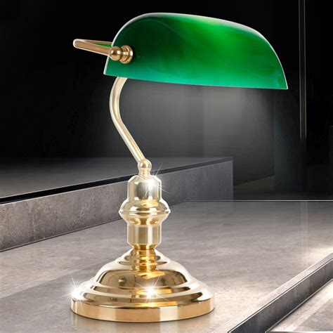 Bankers Lamp Green Ebay by Stylish Nostalgia Bank Bankers Light Table Lamp Banker
