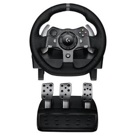 Volante Xbox 360 Logitech Volante Logitech G920 Driving Xbox One E Pc R 1