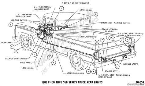 ford truck diagrams wiring diagram with description