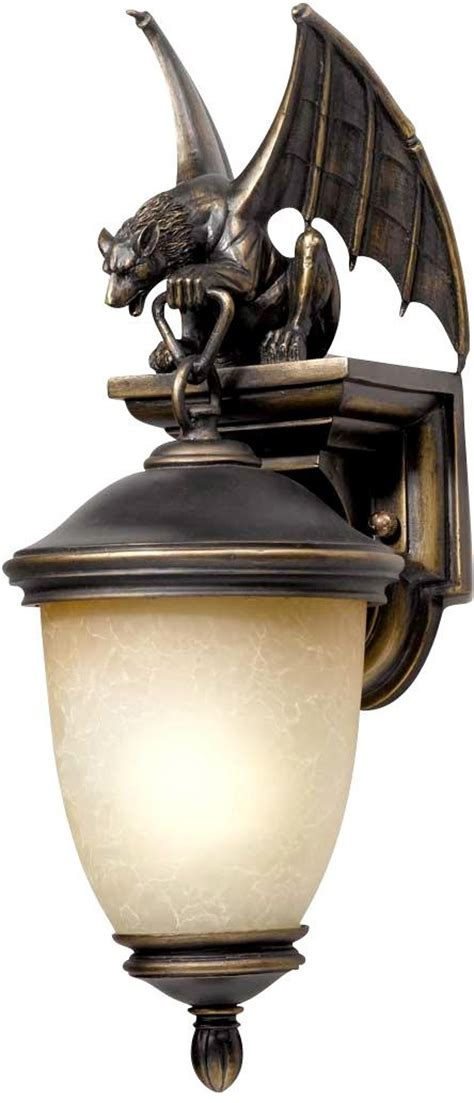 gargoyle energy efficient 20 quot high outdoor wall light