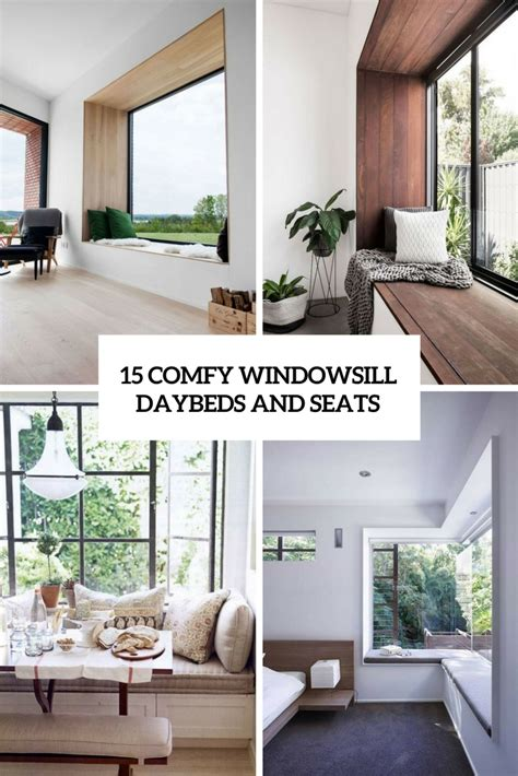 Windowsill Bay by 15 Comfy Windowsill Daybeds And Seats Shelterness