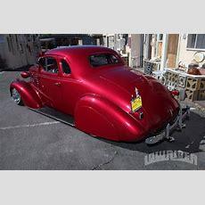 1938 Chevrolet Coupe  Lowrider Magazine