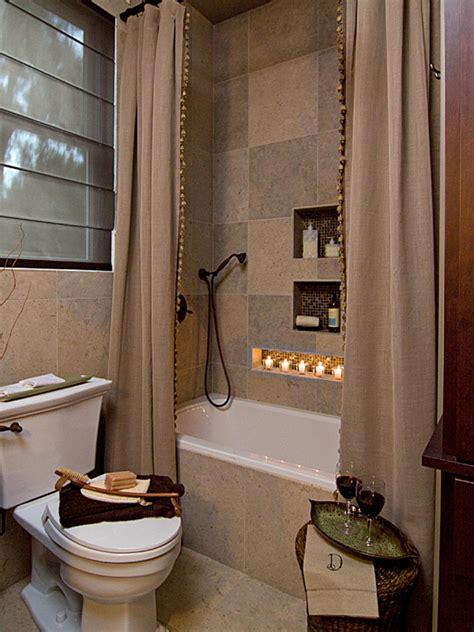 Painting Kitchen Cabinets Ideas Home Renovation - small bathroom decorating ideas bathroom ideas designs hgtv