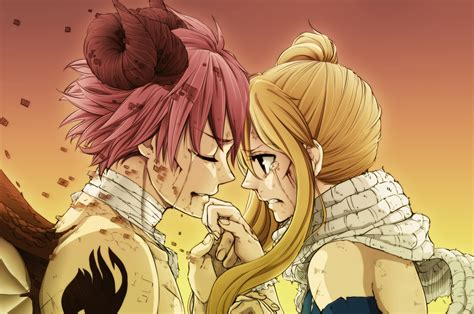 natsu  lucy wallpapers wallpaper cave