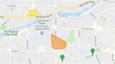 pge reporting  power outages   southwest