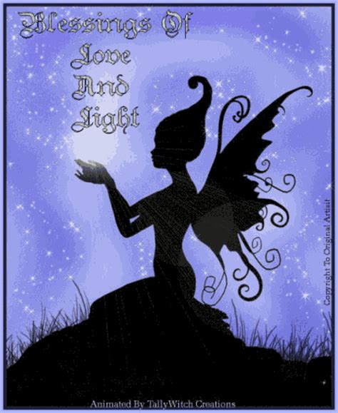 blessings  love  sight wiccan pagen graphics