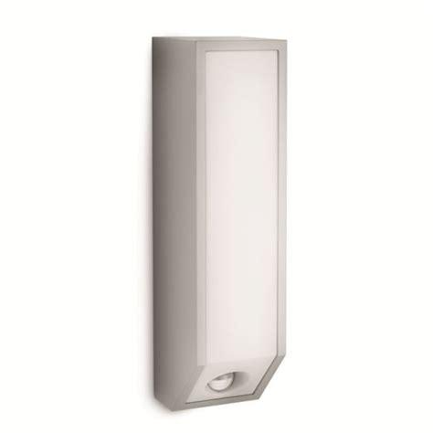 haustür aluminium oder kunststoff kastige au 223 en wandleuchte mit bewegungssensor aluminium