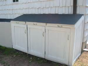 17 best ideas about garbage can shed on pinterest city