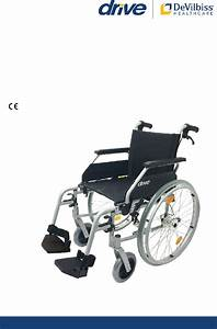 Drive Devilbiss Ecotec 2g Wheelchair Operating
